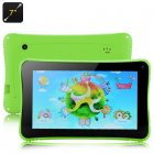 Venstar K7 Children s Tablet has an Android 4 2 operating system  7 Inch Display and a RK3026 Cortex A9 Dual Core Processor