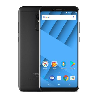 Vernee M6 5.7 Inch Smart Phone Black
