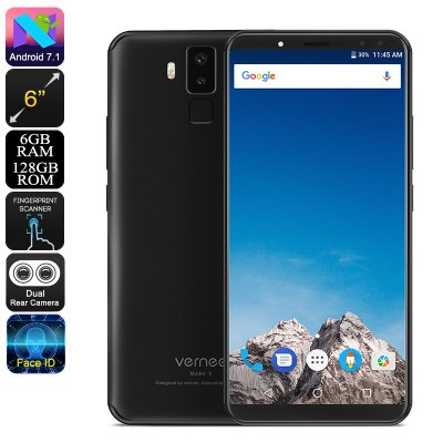 Wholesale Vernee X Smartphone - Android Phone From China