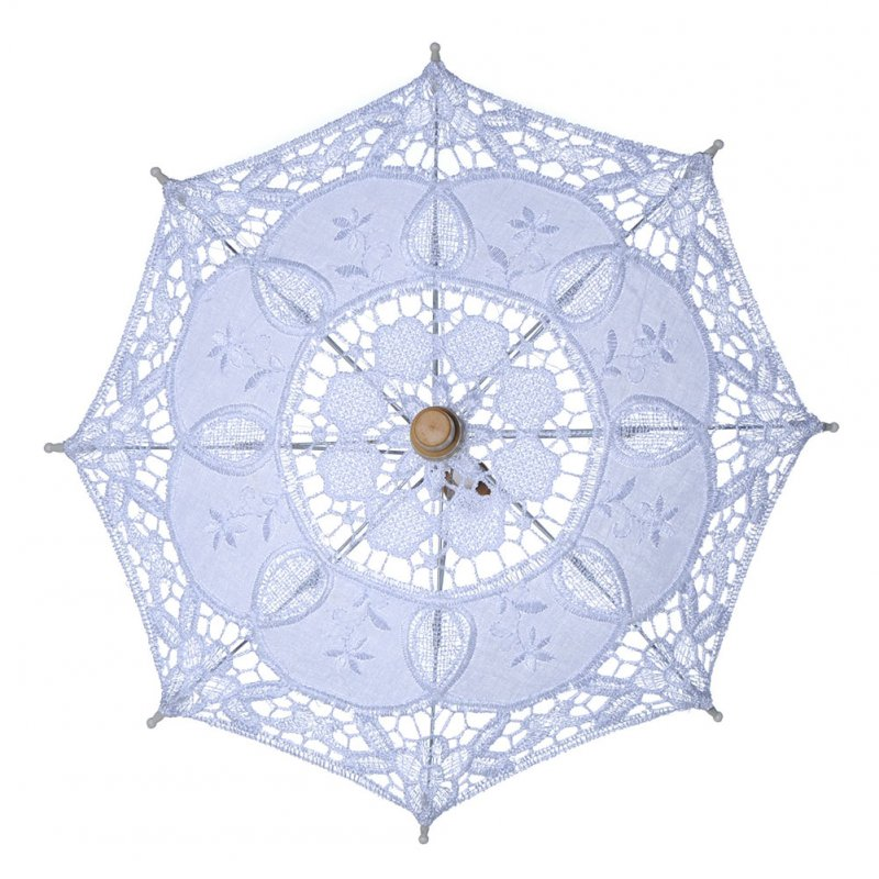 Vintage Bridal Lace Umbrella