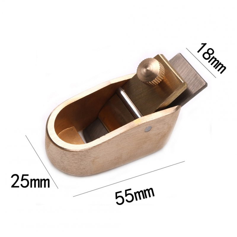 Violin Making Tools Mini Brass Planes Woodworking Planes  1# (blade 18mm)