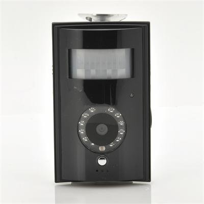 GSM Remote Security Camera - Motion Detection