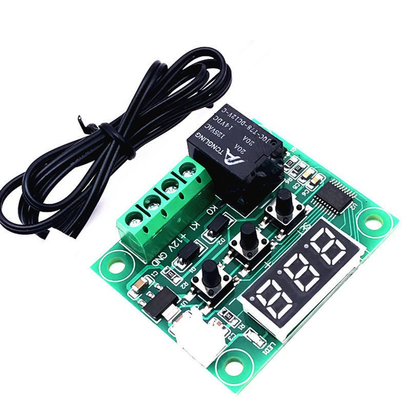 W1209 Temperature Control Switch Sensor