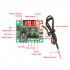 W1209 12V  50 110  C Digital Thermostat Temperature Control Switch Sensor Module Red Light
