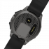 W2 Android SmartWatch has a heart monitor and pedometer so can track your health as well as field calls send messages and be a phone on your wrist