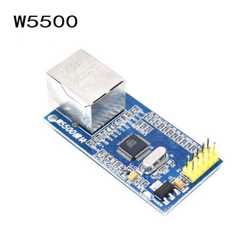 W5500 Ethernet Network Modules