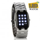 WARNING  The LT28 code name MechX is an exceedingly powerful Japanese inspired white LED watch