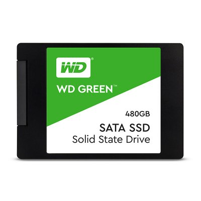 WD Green Solid State Drive 480GB