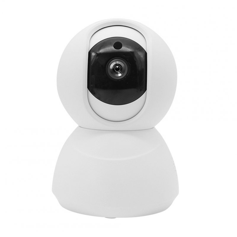 WIFI High Definition 1080P Alarm Home Security PTZ Rotating Smart Camera Supports for IOS Android US Plug