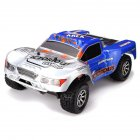 WLtoys A969-B 1/18 High-speed Off-road Vehicle Toy Professional Racing Sand Remote Control Car A969-B blue