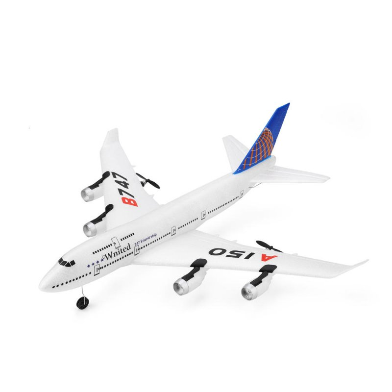 WLtoys XK A150 YW Boeing B747 510mm Wingspan 2.4GHz 3CH EPP RC Airplane Fixed Wing  Left hand throttle