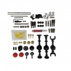 WPL 1 16 Mental Parts DIY Upgrade Modified Toy