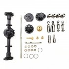 WPL 6WD Medium Axle Metal Upgrades for E-16 E-16K E-36 E-36K