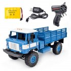 WPL B-24 1/16 RTR KIT 4WD RC Truck 2.4GHZ blue_Vehicle RTR