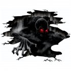 Wall Stickers Halloween Ghost Floor Stickers for Party Decoration Wall Decor Background Art Decals FX-C65