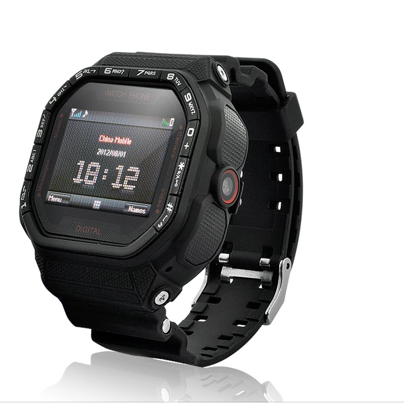 Sports Cell Phone Watch w/ 1.5 Inch Screen