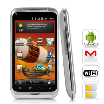 Cyberradiance 3G Android Smartphone