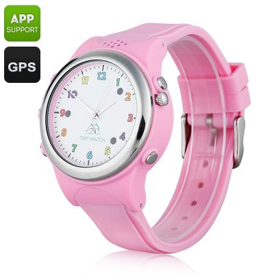 Kids Watch Phone With GPS Tracker