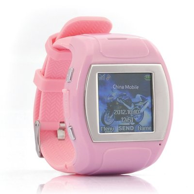 Ladies Mobile Phone Watch - Bubble