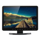 Portable 15.6 Inch Monitor + DVD Player
