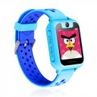 Kid's Waterproof Anti-lost SOS Call Watch