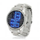 Waterproof LED Watch with Date and Time Display   A timeless design watch available at an unbelievable low wholesale price