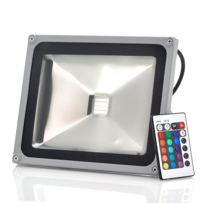 Waterproof Outdoor Security LED Flood Light