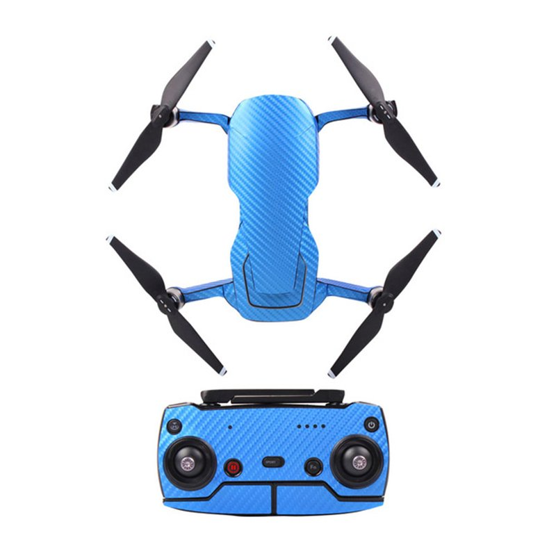 Blue Sunnylife Decals for DJI Mavic