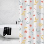 Waterproof Shower Curtains Bath Screen Printed Curtain for Bathroom