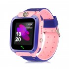 Waterproof Tracker Kids Child Watch Anti lost SOS Call for iOS Android  Pink
