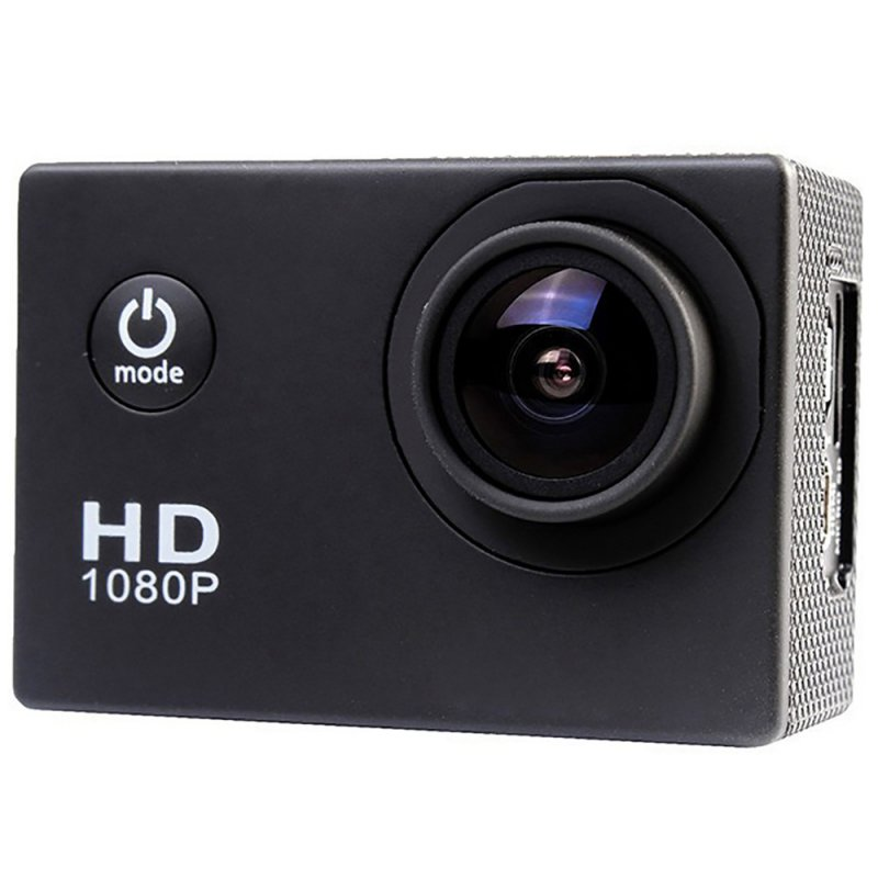 F23 Outdoor Action Camera - Black