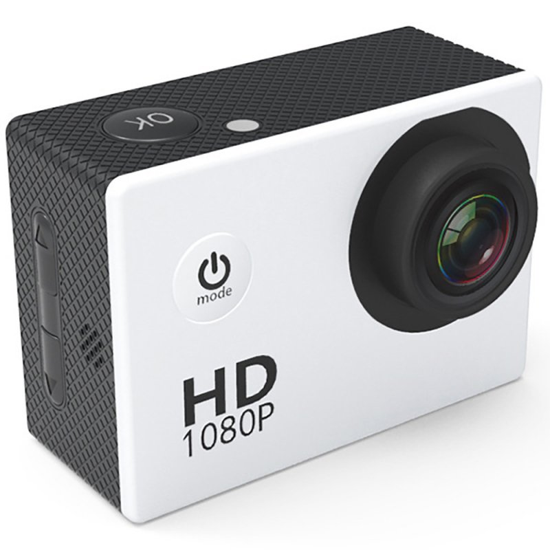 F23 Outdoor Action Camera - White