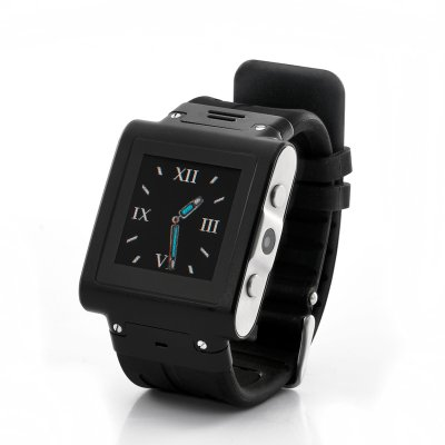 Waterproof Steel Mobile Phone Watch - Trix