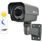 Weatherproof Sony Interline 1 3 inch CCD CCTV security cameras with nigh vision from Chinavasion com  Get that extra image clarity with this mega monster outdoo