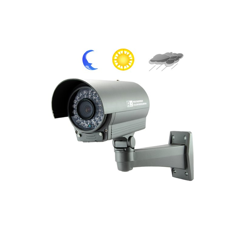 Night Vision CCTV Super HAD Sony CCD Camera