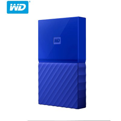 Western Digital My Passport HDD 2TB Blue