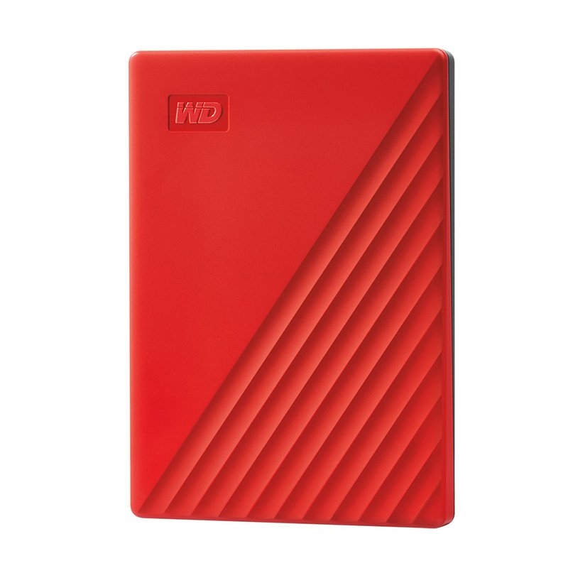 Western Digital WD HDD 1TB/2TB/4TB Hard Drive 5400RPM SATA 6GB/s 32MB Cache 2.5inch External Hard Disk For PC Laptop Backup Red_1TB