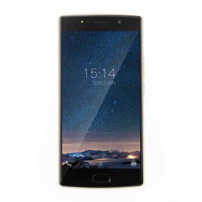 DOOGEE BL7000 5.5 Inch Smart Phone Gold