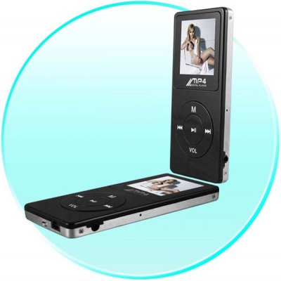 MP4 Player 1GB, 1.5-inch TFT-Screen