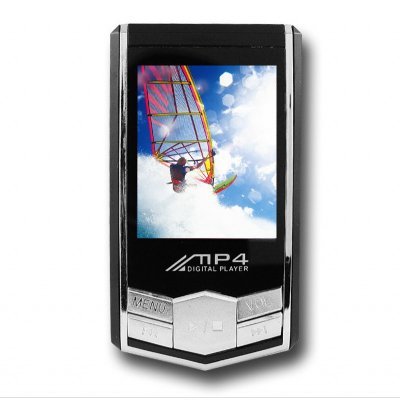 Cool Design MP4 Player - 512MB - 1.8 Inch Screen