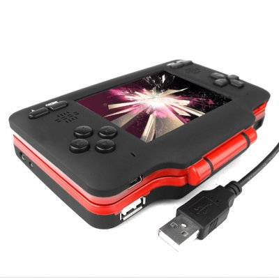 Solar Powered MP4 Player 1GB - Mobile Power Station