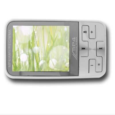MP4 Mini Movie Player - 1GB + 2 Inch TFT LCD Screen