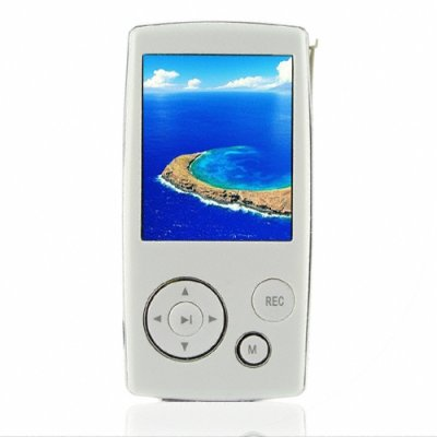 MP4 Music Movie Player + MIC Recorder - 1GB