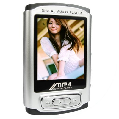MP4 Player 2GB 1.8 LCD