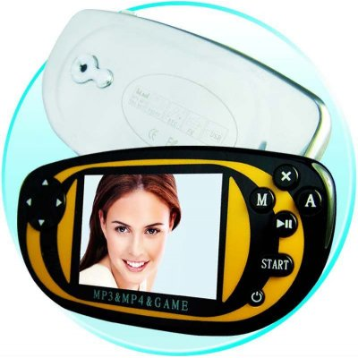 2.4-inch Display MP4 Player 2GB With Digital Camera