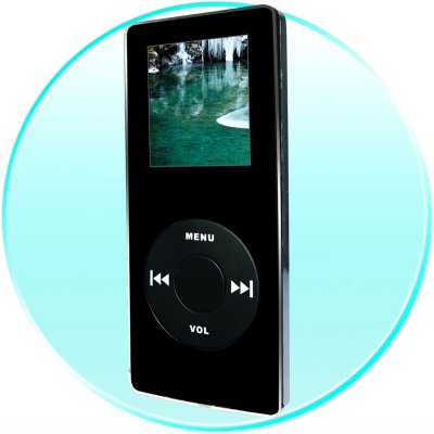 Bestselling 2GB MP4 Player - 1.5 Inch Screen - Dual Earphone