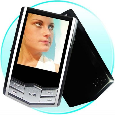 Value 2GB MP4 Digital Media Player - 2 Inch TFT Sceen + Speaker