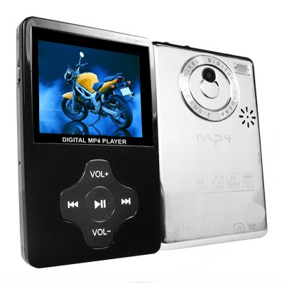MP4 Player 2.4 Inch LCD