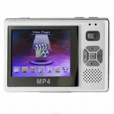 Camera MP4 Player