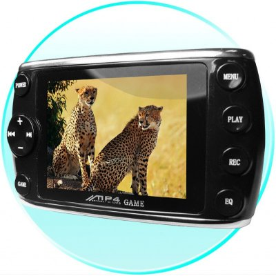 2GB MP4 Digital Player